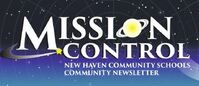 Mission Control Newsletter
