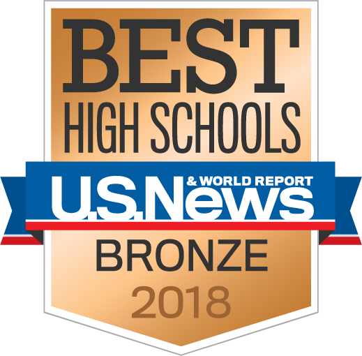 2018 US News Best High Schools